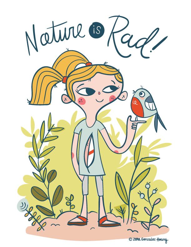 Nature is Rad!