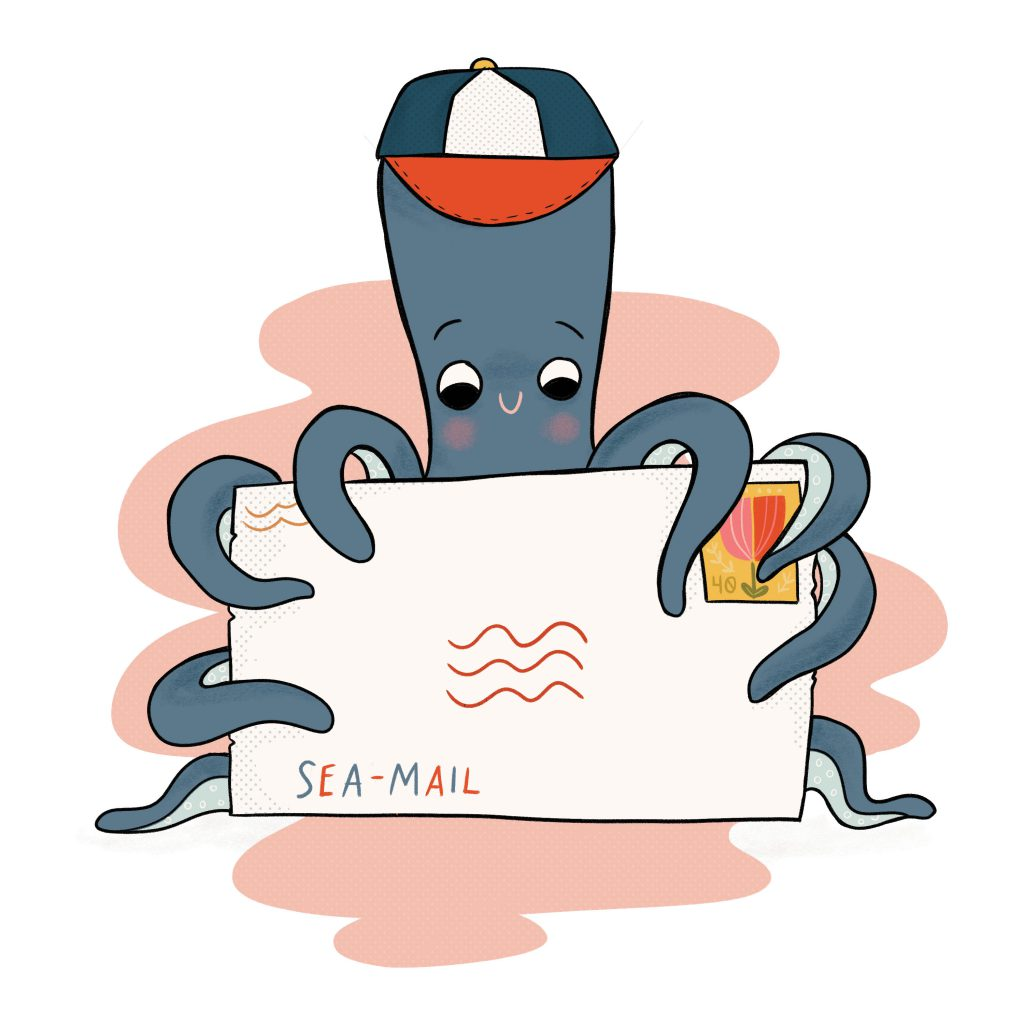 Send Sea-Mail!